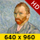 HD Van Gogh Gallery Icon
