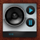 Drizzle Cloud Media Player: Live cloud stream mp3 Audio songs & music and HD film or movie video Icon