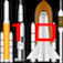 Space Launch Icon