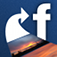Pix2F – One Tap Photo Upload for Facebook Icon