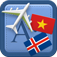 Traveller Dictionary and Phrasebook Vietnamese – Icelandic Icon