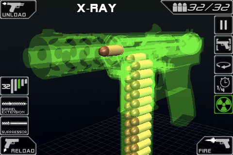 Tec-9 Disassembly 3D Screenshot