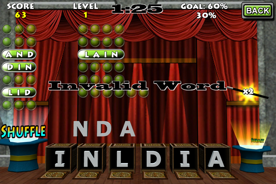 3D Magic Words FREE Screenshot
