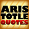 Aristotle Quotes! Icon