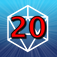 Crit – d20 Dice Roller Icon