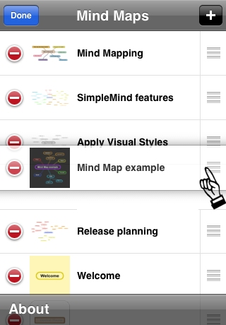 SimpleMind – mindmapping Screenshot