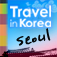 Travel in Korea Seoul Icon
