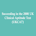 Succeeding in the 2008 UK Clinical Aptitude Test (UKCAT) Icon