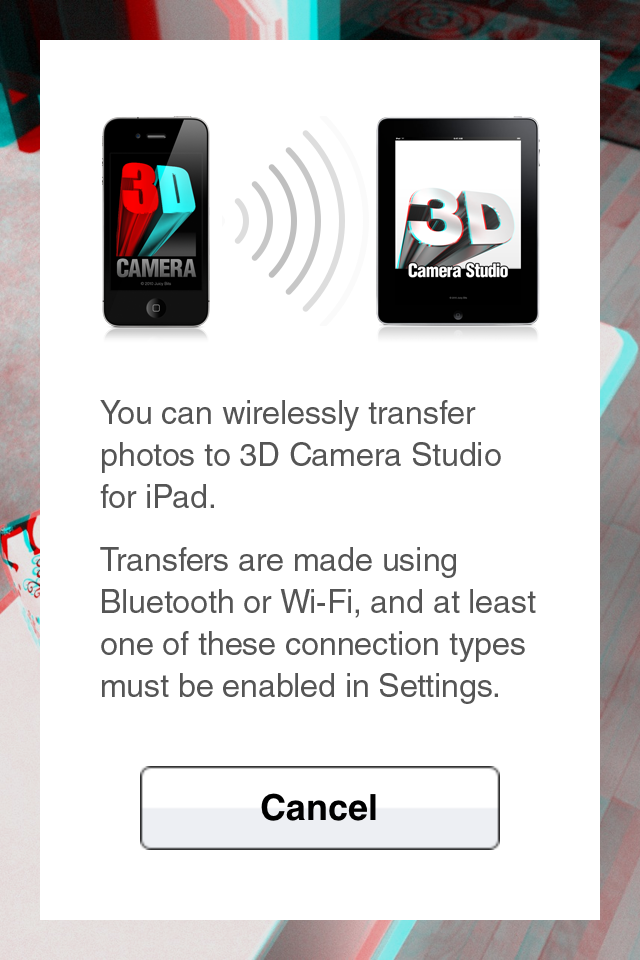 3D Camera Screenshot