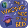 3D Storybook-The Wrong Side of the Bed in 3D! for iPhone Icon