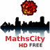 Math City HD Free Icon