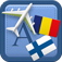 Traveller Dictionary and Phrasebook Romanian – Finnish Icon