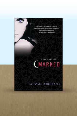 Marked: A House of Night Novel by P. C. Cast & Kristin Cast Screenshot