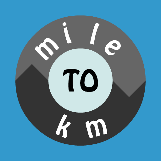 kms to miles convertor: