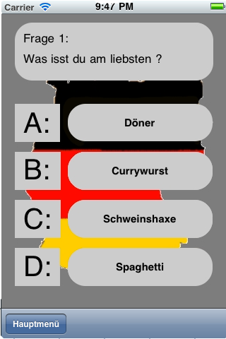 DEUTSCH TEST free download for iPhone, iPod and iPad - iFreeware