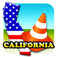 California Driver's Test Icon