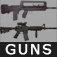 MW2 Guns for Modern Warfare 2