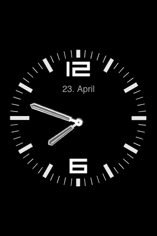 ClapClock C Screenshot