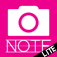 PhotoNote Lite (Photo + Note) Icon