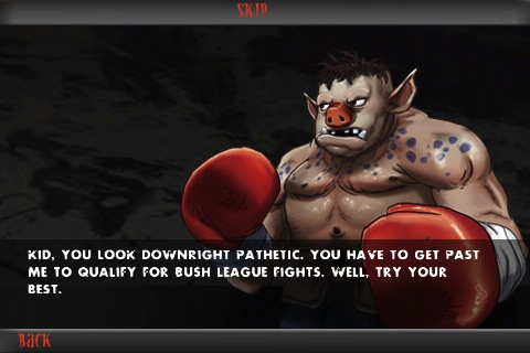 Beast Boxing 3D Screenshot