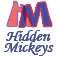 Hidden Mickeys of Disneyworld Orlando