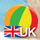 Beach Finder UK Edition Icon