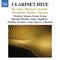 Clarinet Ensemble Music - Piazzolla, A. - Harbison, J. - Schuller, G. - Persichetti, V.