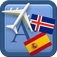 Traveller Dictionary and Phrasebook Icelandic – Spanish Icon
