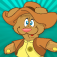 Finger Dress Up Teddy Icon