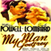 "appMovie ""My Man Godfrey""-Romantic Comedy Classic Movie Icon"