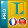 French  German Talking Dictionary Langenscheidt Professional Icon
