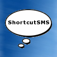 Blue ShortcutSMS - (Unlimited Free Text SMS Messaging)