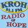 KROH Radio of Hope Icon