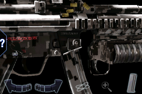 MP5 3D – GUNCLUB EDITION Screenshot