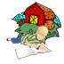 Coloring Masterpiece Farm Animals Icon