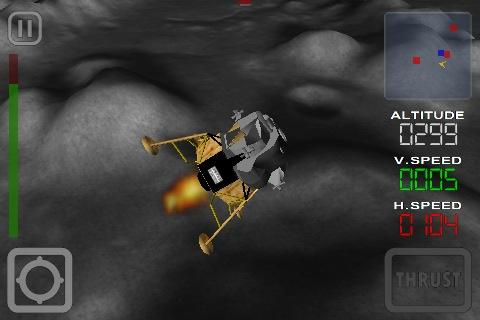 Lunar Module 3D Screenshot