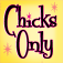 Chicks Only Icon