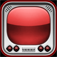 RainTube – a rain video lounge Icon
