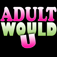 ADULT Would U Icon