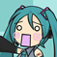 Miku Miku Mobile Icon