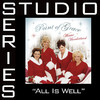 All Is Well (Studio Series Performance Track) - EP