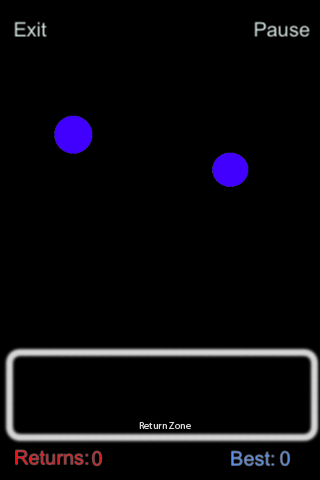 Speed Ball Screenshot