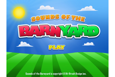 Sounds of the BarnYard Screenshot