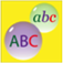 Bubble ABC Icon