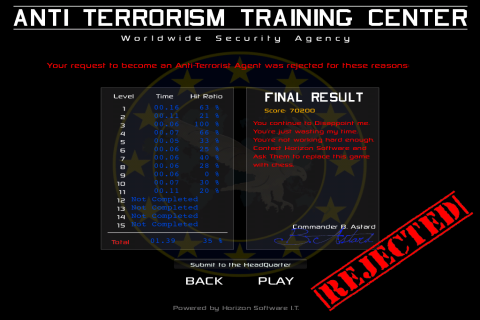 A.T.T.C – Anti Terrorism Training Center SE Screenshot