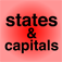 States&Capitals Icon