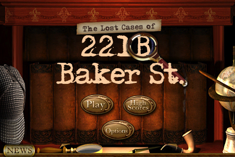 The Lost Cases of 211B Baker Street Screenshot