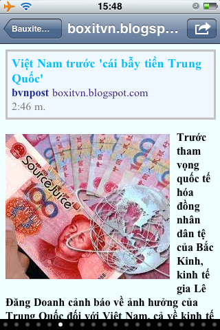 Tin nóng Screenshot