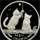 Kitty Cat Coin Toss Icon