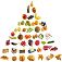 Food Exchange List Icon